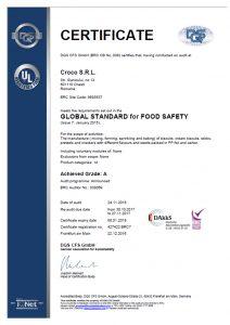 427422 - Croco S.R.L. - certificate - English(US) - 2016-12-22 - BRC7