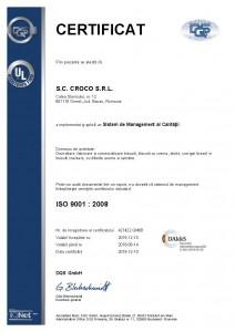 427422 - Croco S.R.L. - certificate - Romanian - 2015-12-10 - QM08